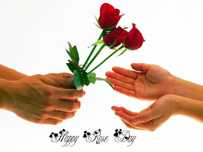 rose day sms and quotes