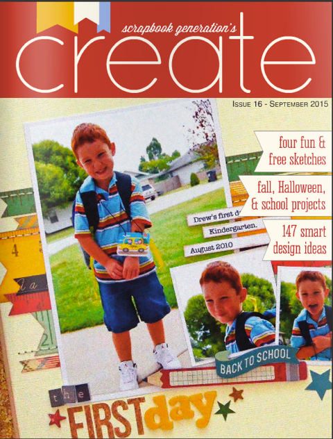 Create Sept. 2015 Magazine