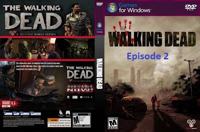 The Walking Dead Episode 2 PC DVD Capa