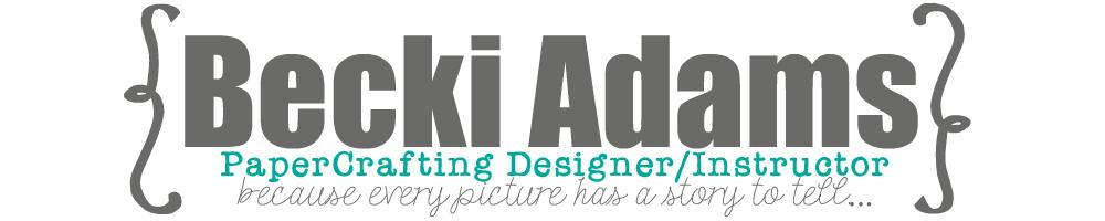 Becki Adams Designs