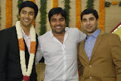 Rahul and Chinmayi wedding reception photos-thumbnail-9
