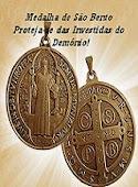 Medalha de São Bento !