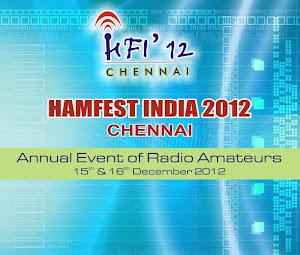 Full HAMFESTINDIA 2012 PhotoAlbum (Courtesy - VU2LSW Narayan Rao)