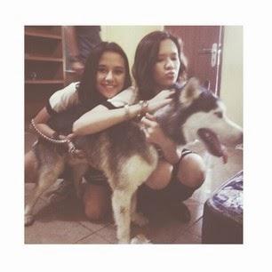 foto michelle joan dan Dahlia Poland Di ganteng gateng serigala