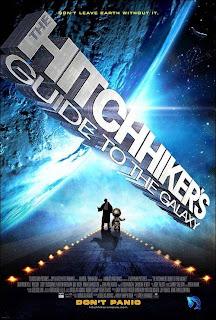 Ver online:La Guia Del Viajero Intergalactico (The Hitchhiker's Guide to the Galaxy) 2005