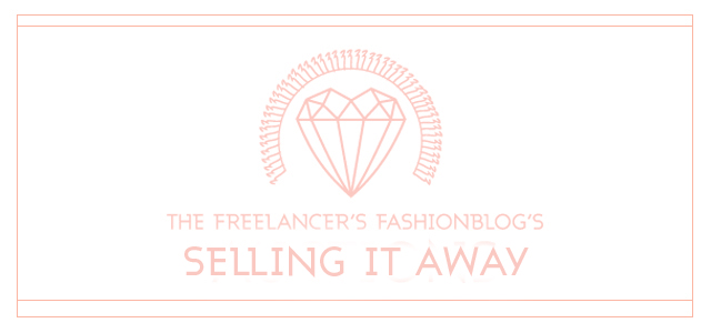THE FREELANCER'S FASHIONBLOG'S AUCTIONS