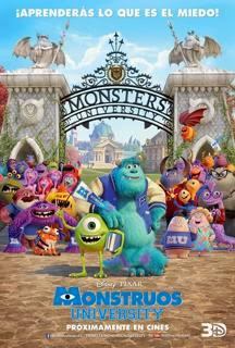 descargar Monstruos University (2013), Monstruos University (2013) español