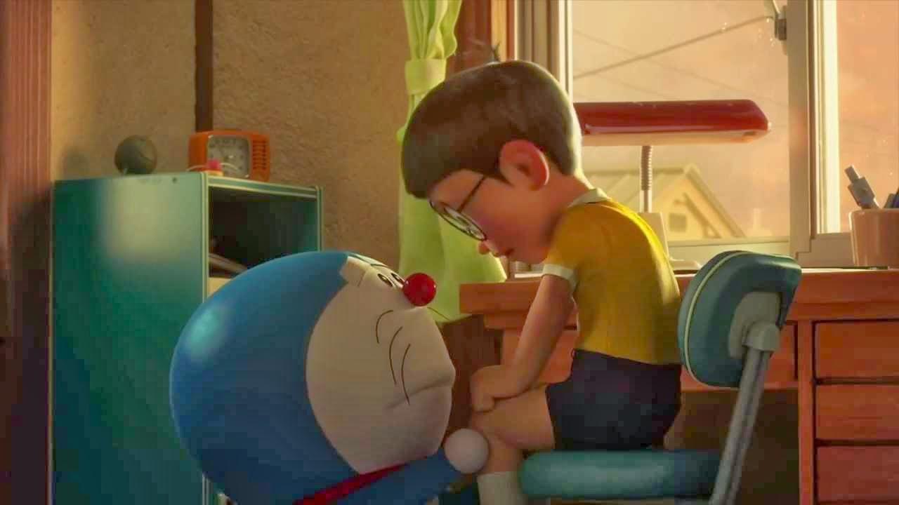 Gambar Animasi Doraemon 3D Film Terbaru 2014 Sedih