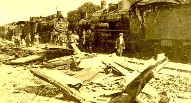 Accident feroviar 1930