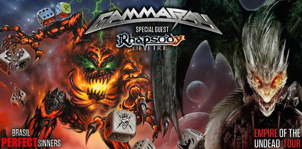 Gamma Ray, Rhapsody