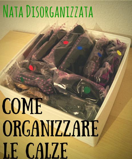 organizzazione calze