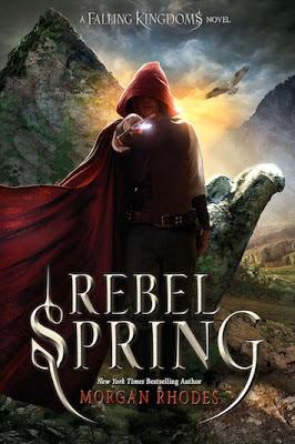Rebel Spring by Morgan Rhodes