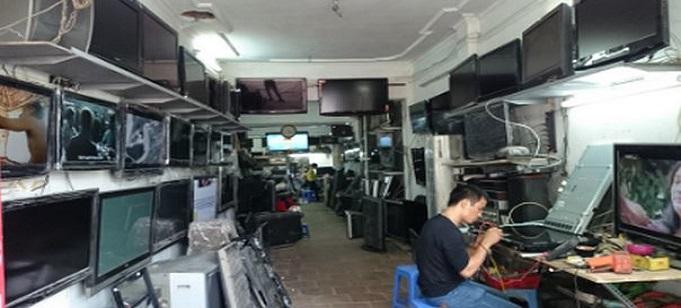 Trung tâm bảo hành sửa chữa tivi ninh bình