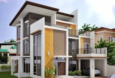 bentuk rumah minimalis terbaru   desain rumah minimalis