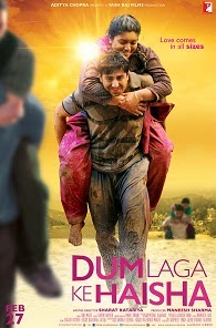 Watch Dum Laga Ke Haisha (2015) DVDRip Hindi Full Movie Watch Online Free Download