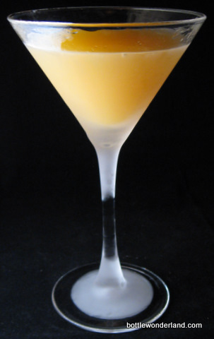Income Tax Cocktail Drink