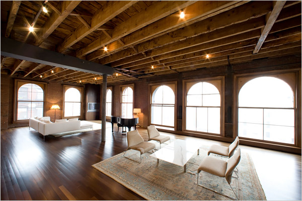Interior Design For Loft Apartment