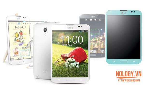 Các tính năng nổi bật trên LG VU 3.
