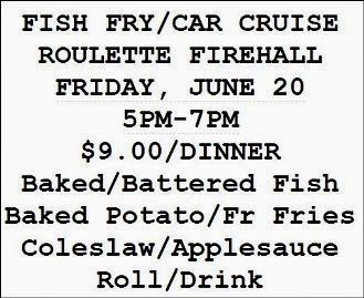 6-20 Fish Fry Roulette