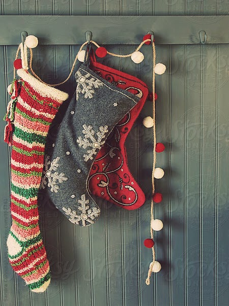 Skarpeta bożonarodzeniowa