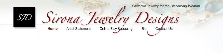 Sirona Jewelry Designs