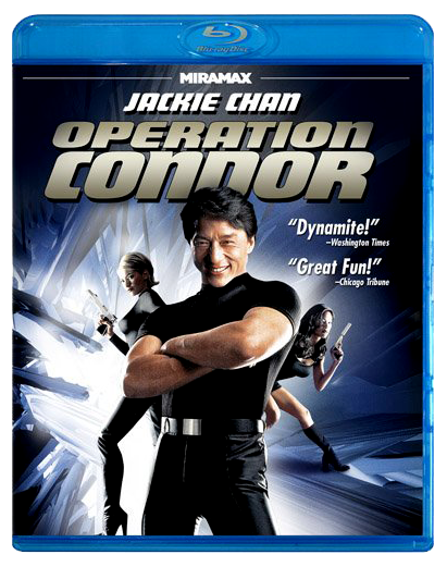 Armour of God II Operation Condor 1991 Hindi Dubbed BRRip 300mb