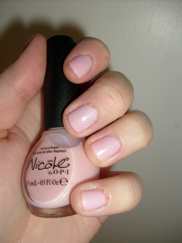Bekk\'s Beauty Blurbs: Nicole by OPI Nail Polish in Kim-pletely in Love