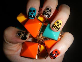 #26 Nail Art Design
