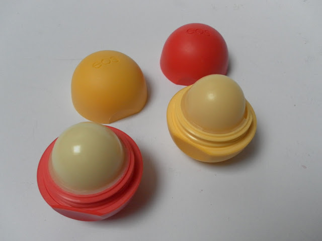 A picture of EOS Lip Balms