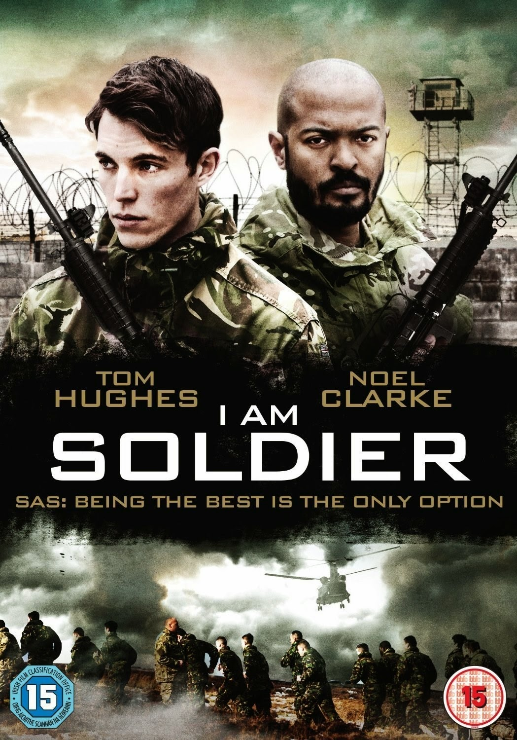 I Am Soldier Torrent Legendado BluRay 1080p