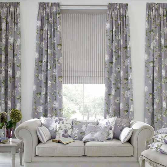 Home Decor Walls: curtains design ideas