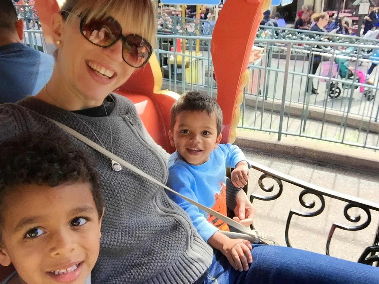 Disneyland Fun!