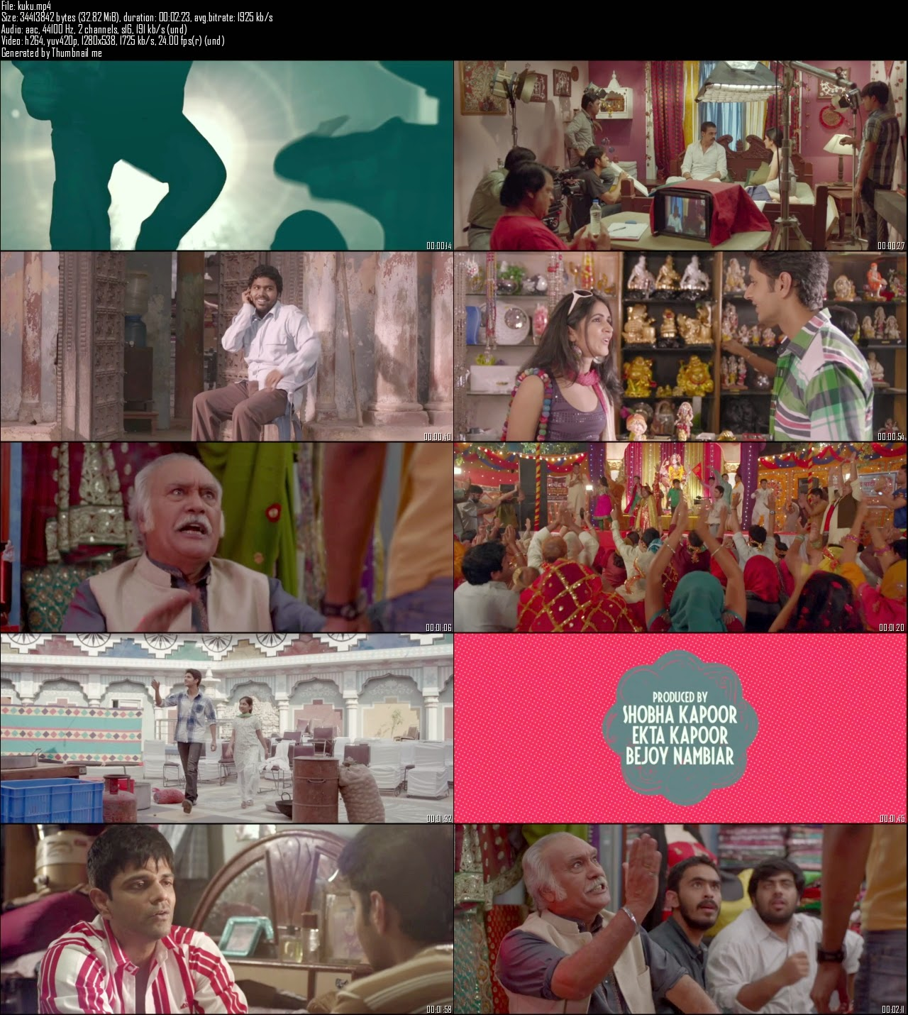Mediafire Resumable Download Link For Teaser Promo Of Kuku Mathur Ki Jhand Ho Gayi (2014)