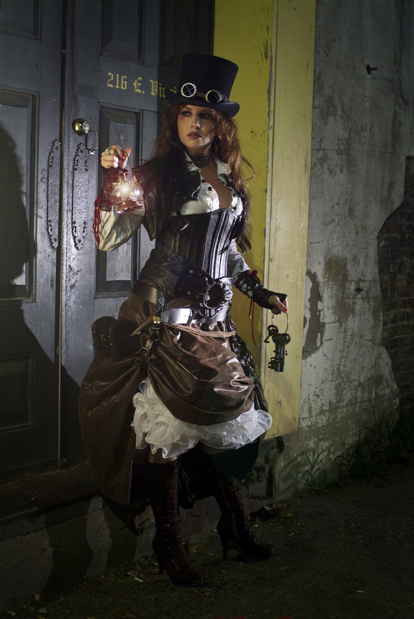 epbot the search for a steampunk prom dress. Black Bedroom Furniture Sets. Home Design Ideas