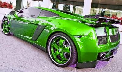 lamborghini gallardo wallpaper green
