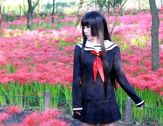 Jigoku Shoujo Enma Ai Cosplay by Koyuki