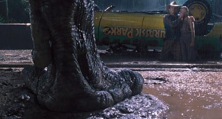 T-Rex Foot