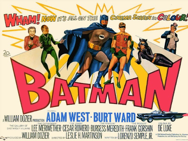 Classic Cinema Spotlight: Batman (1966)