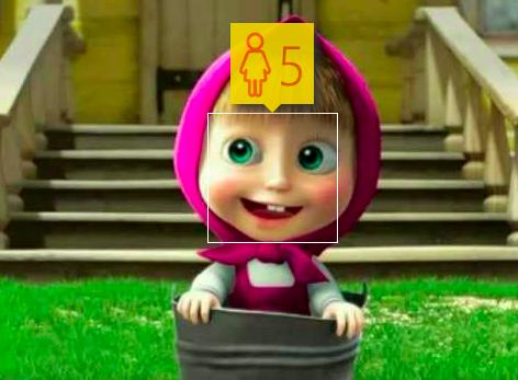 Masha Berumur Lima Tahun