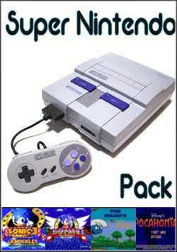 Download Pack Super Nintendo     PC