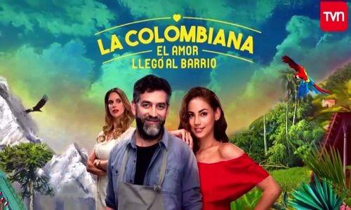 La Colombiana capítulos completos
