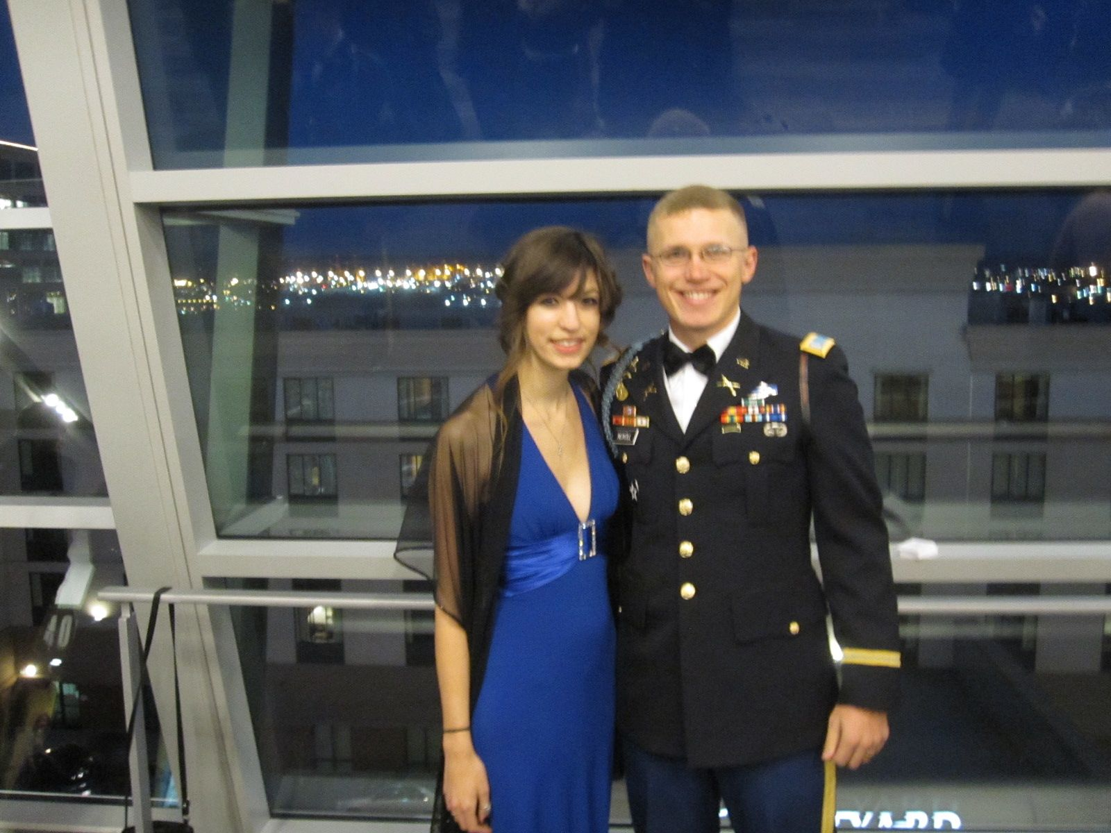 College Military Ball Dresses