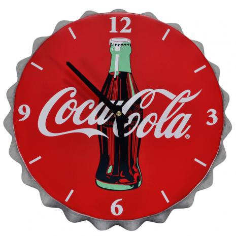 Mark Feldstein and Associates - Coca Cola Bottle Cap Clock