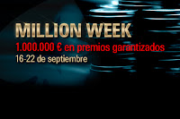Million Week Pokerstars