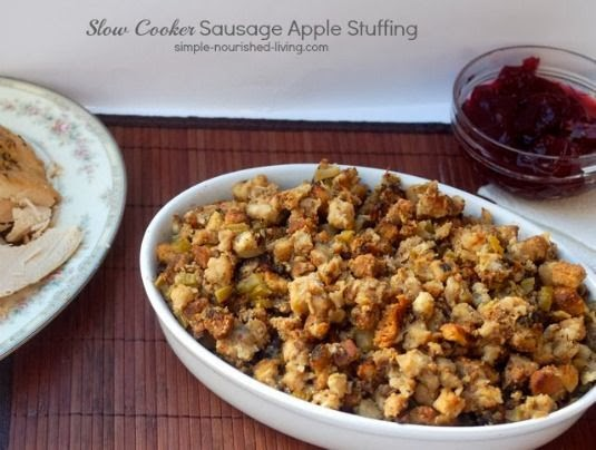 Top Ten Slow Cooker Stuffing Recipes and Honorable Mentions [found on ...