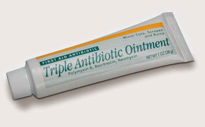 Best antibiotic ointment for wounds youtube