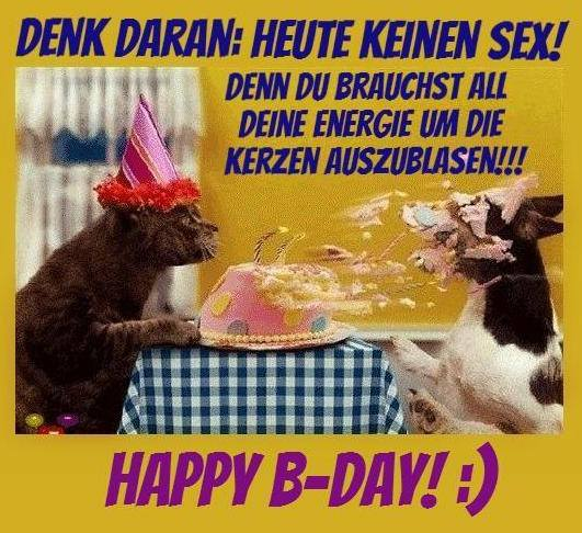 Lustige Geburtstagskarte Sexy Geburtstag Karte alles Gute