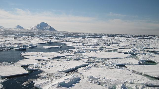 El Océano Primigeneo Artico-verano