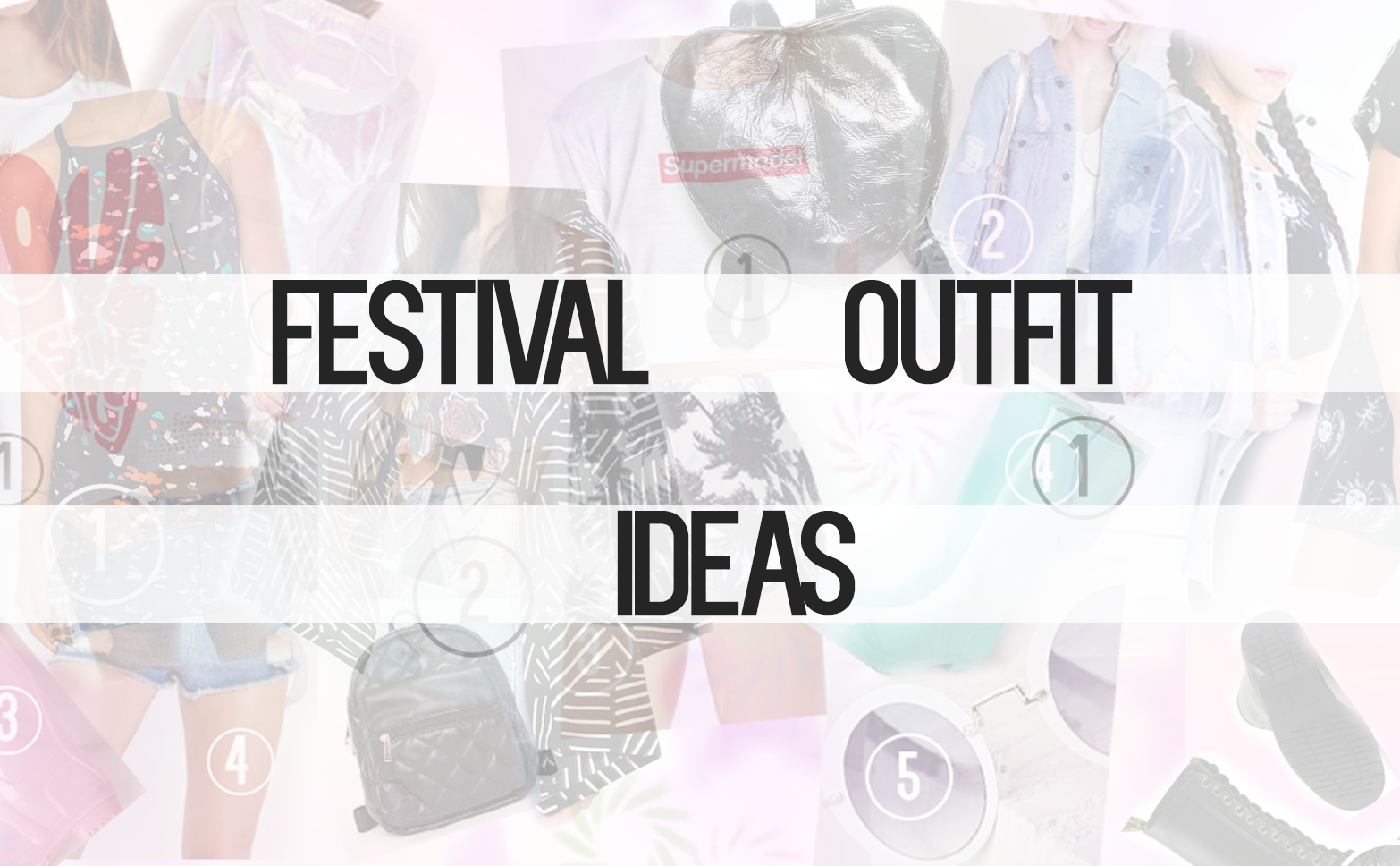 Festival outfit ideas