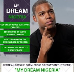 MY DREAM NIGERIA